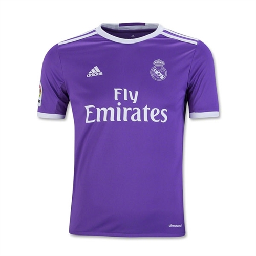 adidas Real Madrid Youth Away Jersey 2016-2017 AI5163