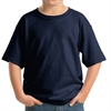 Gildan 5000B Youth Cotton T-Shirt - Navy 5000BNvy