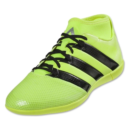 adidas Ace16.3 Primemesh IN - Solar Yellow/Black/Silver Metallic Indoor AQ3419
