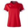 Puma Women's Pitch Jersey - Red 702330Red