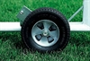 "KwikGoal Deluxe Euro Club Goal Wheel Option - 4 Tires ""No Flat"" 10B407"
