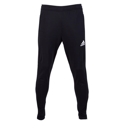 adidas Youth Tiro 17 Training Pants - Black/White BK0351