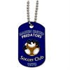 Martin United Predators Dog Tag MUP-Dogtag