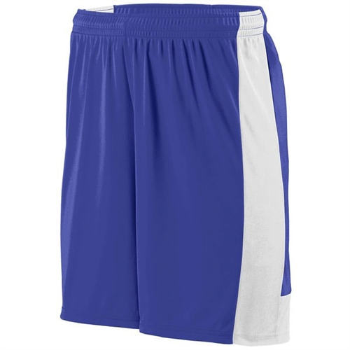 Augusta Lightning Shorts - Purple 1605Pur