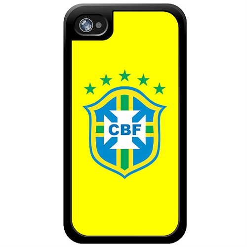 Brasil Custom Crest Phone Cases - iPhone (All Models) iph-brs-cst