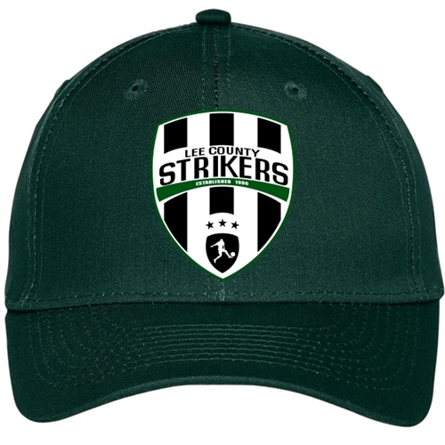 Lee County Strikers Hat - Forest Green Lee-Hat
