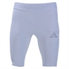 adidas Alphaskin Compression Shorts - White CW9457