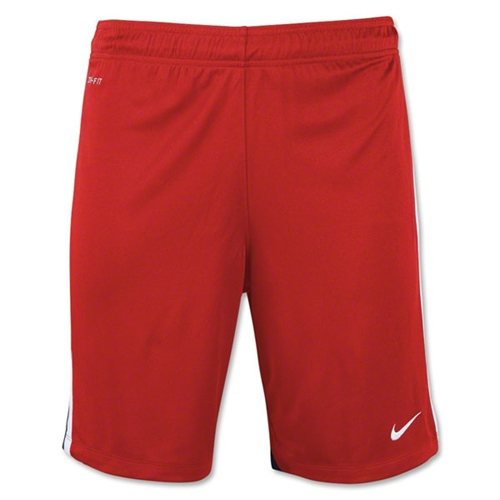 Nike League Knit Shorts - Red 725897Red