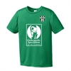 Lee County Strikers Youth Training Jersey - Kelly Green ST350KYLC