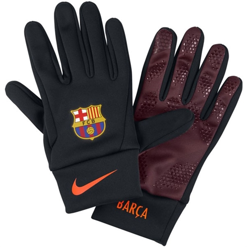 Nike Barcelona Stadium Gloves - Black/Night Maroon GS0348-010