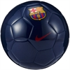 Nike Barcelona Supporter Soccer Ball - Midnight Navy/Prime Red SC3011-410
