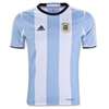 adidas Argentina Youth Home Jersey 2016 AK0049