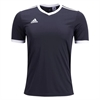 adidas Youth Tabela 18 Jersey - Black/White CE8918