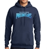 Palm Beach Gardens Predators Hoodie Jacket - Navy Blue PBGhoodieNY
