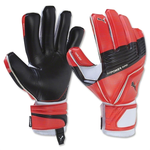 Puma evoPower Super Glove - Red 041215-21