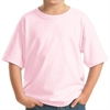 Gildan 5000B Youth Cotton T-Shirt - Pink 5000BPnk