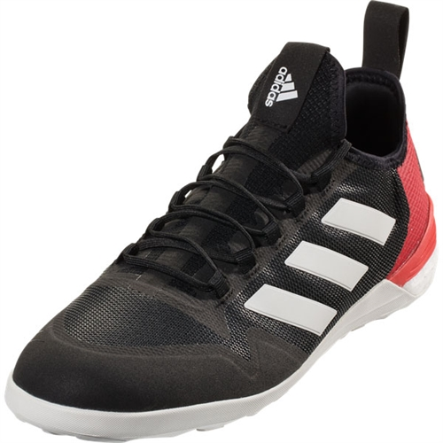 adidas Ace Tango 17.1 IN - Core Black/Ftwr White/Red Indoor BA8537