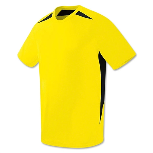 High Five Hawk Jersey - Yellow Hawk5Yel