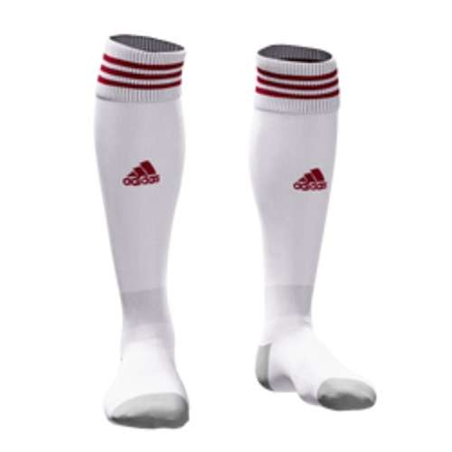 Massive adidas Condivo Sock - Dark White/Red Mass-WhCpRd