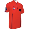 Official Sports USSF Pro Referee Jersey - Red 9074