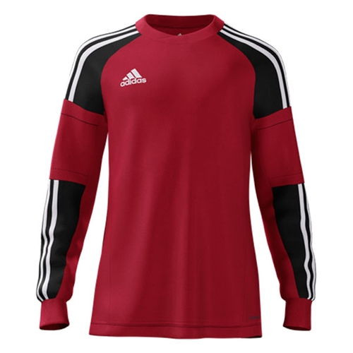 adidas Morona 15 Goalkeeper Jersey - Red/Black S08802RB
