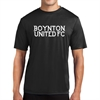 Boynton United Short Sleeve Performance Shirt - Black ST350-BU