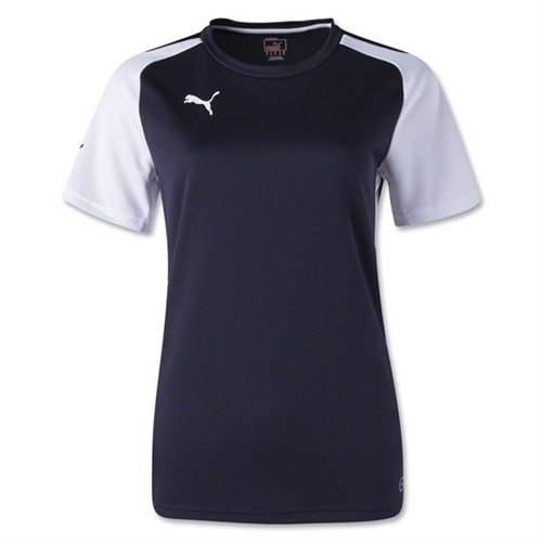 Puma Women's Speed Jersey - Navy 653994Nav