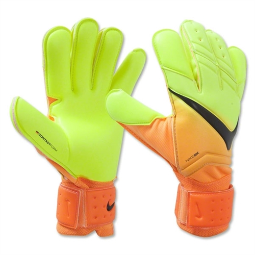 Nike Vapor Grip 3 FA16 Goalkeeper Glove - Orange/Volt GS0327-810