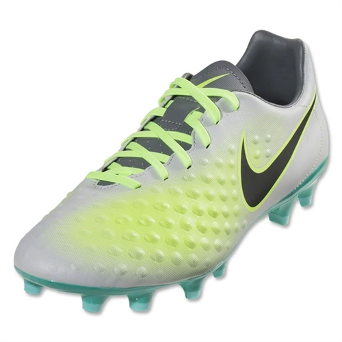 Nike Magista Onda II FG - Pure Platinum/Black/Ghost Green 844411-003