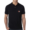 Elite SA Polo Shirt - Black Elite-Polo