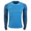 Nike Long Sleeve Gardien Goalkeeper Jersey - Blue/Navy 725882-430