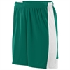 Augusta Lightning Shorts - Dark Green 1605DkGrn