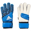 adidas ACE Fingersave Replique Goalkeeping Gloves - Blue/Black AZ3685