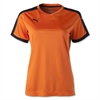 Puma Women's Pitch Jersey - Orange 702330Ora