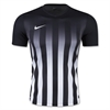 Nike SS Striped Division II Jersey - Black/White 820700BlkWhi
