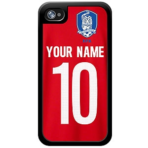 South Korea Custom Player Phone Cases - iPhone (All Models) iph-skor-plyr
