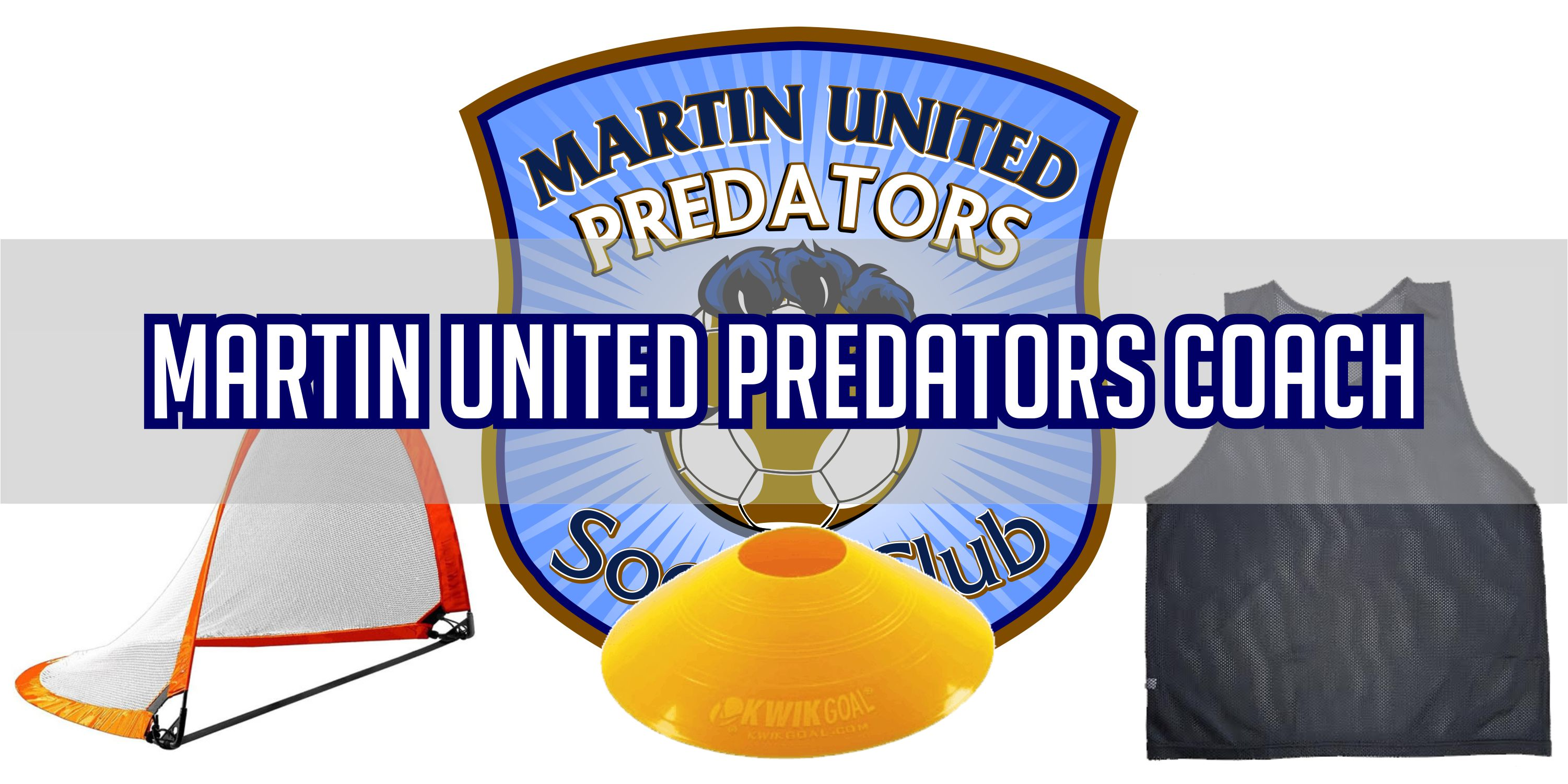 Martin United Soccer Club Coach