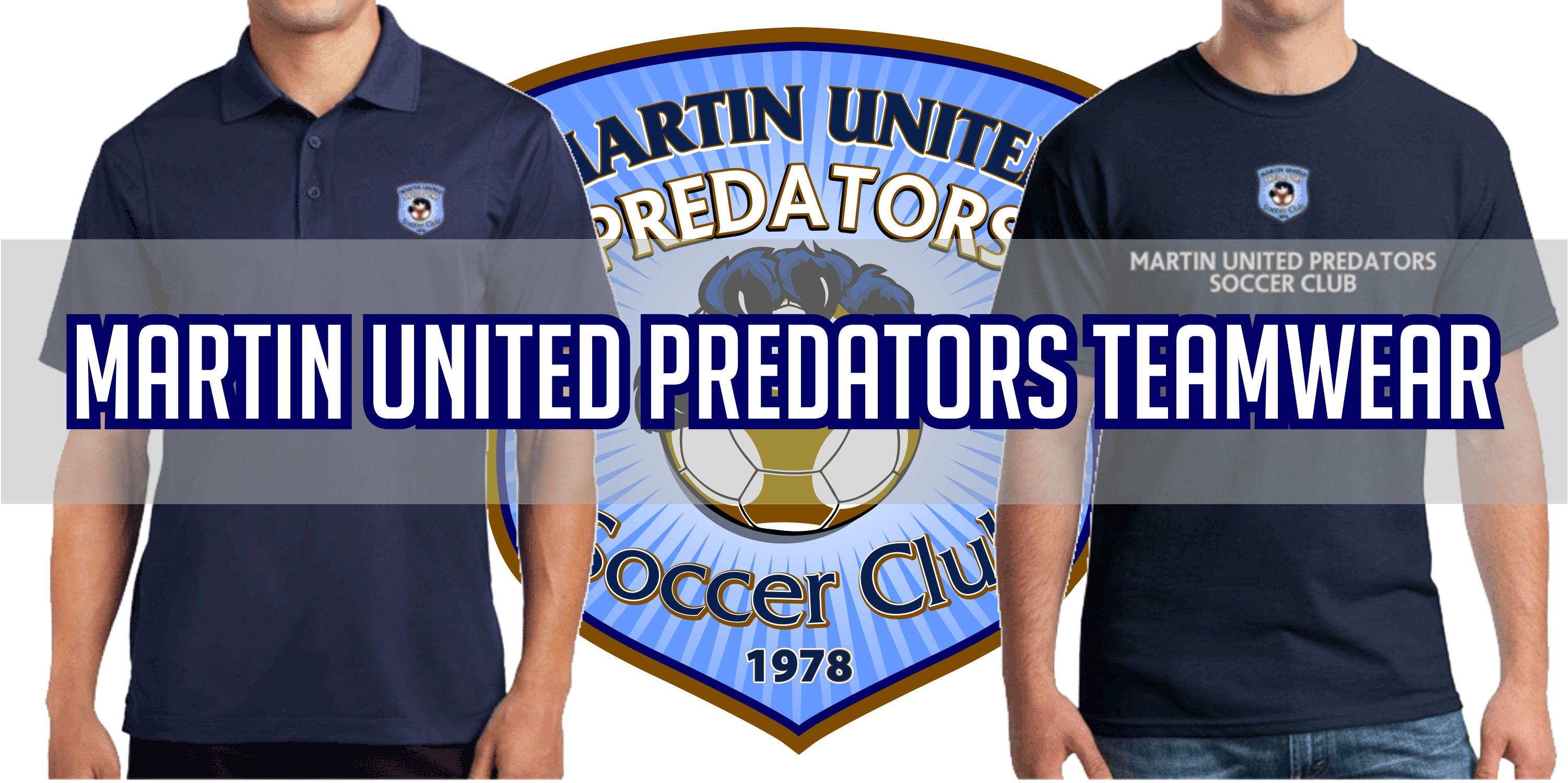 Martin United Soccer Club Teamwear
