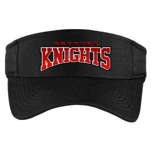 Boynton United Custom Visor - Black CP45-BK