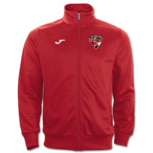 Boynton Knights Combi Jacket - Red/White 100086.600
