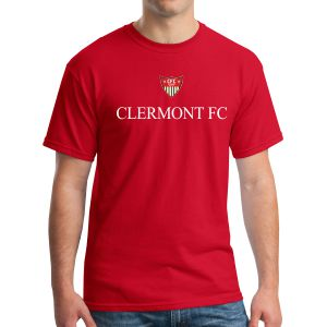 CFC Academy T-Shirt - Red G500Rd