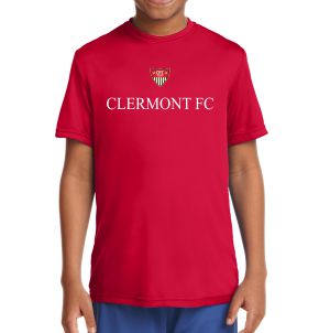 CFC Academy Select Youth Performance Shirt - Red YST350CFCR
