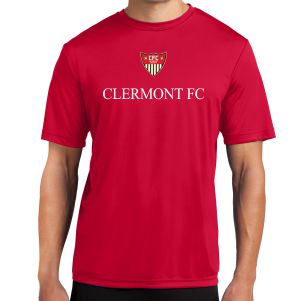 CFC Academy Select Performance Shirt - Red ST350AS