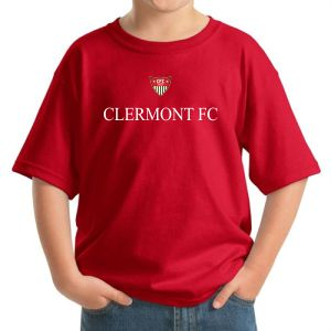 CFC Academy Select Youth T-Shirt - Red 5400R