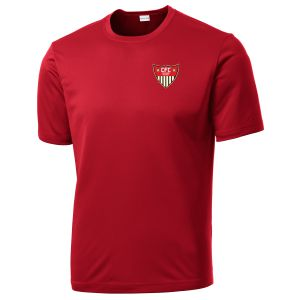 CFC Academy Select Training Shirt - Red ST350CFC