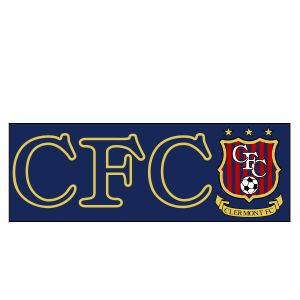 Clermont FC Custom Bumper Sticker BumperStickerCFC