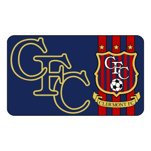 Clermont FC Custom Sticker StickerCFC