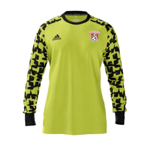 Hobe Sound Soccer Club adidas Youth Mi Assita 17 Goalkeeper Jersey - Yellow/Black HSSC-MIAD2US37945202