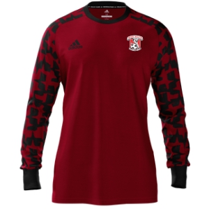 Hobe Sound Soccer Club adidas Mi Assita 17 Goalkeeper Jersey - Red/Black HSSC-MIAD2US37945205