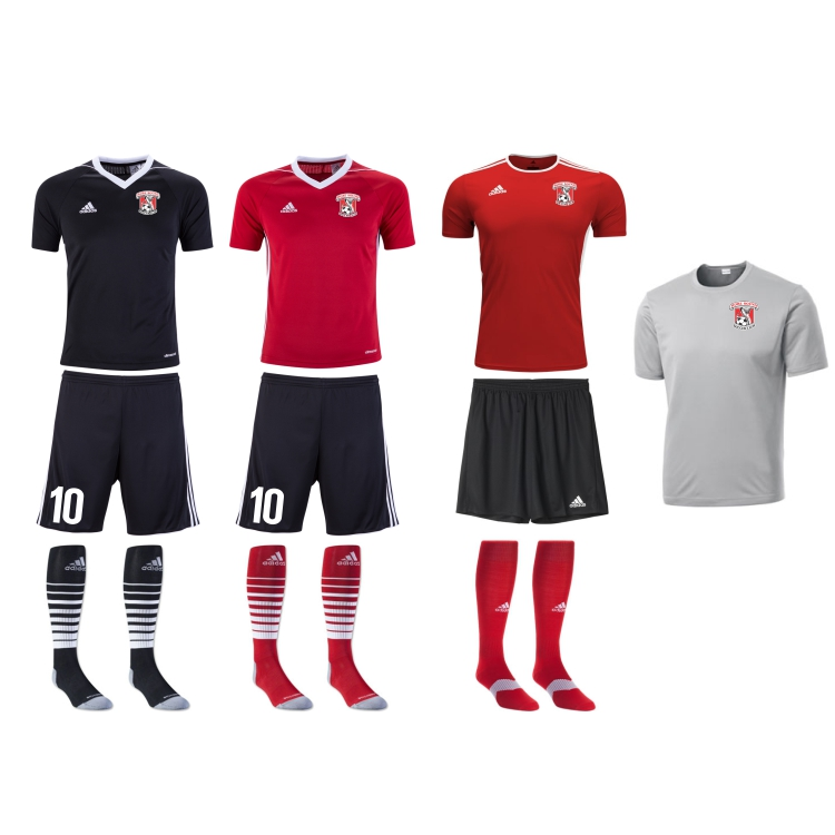 Hobe Sound Soccer Club - Youth Required Kit HS-YTHKT